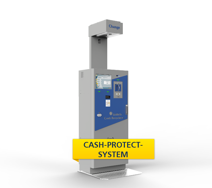 Das GeWeTe Cash-Protect-System