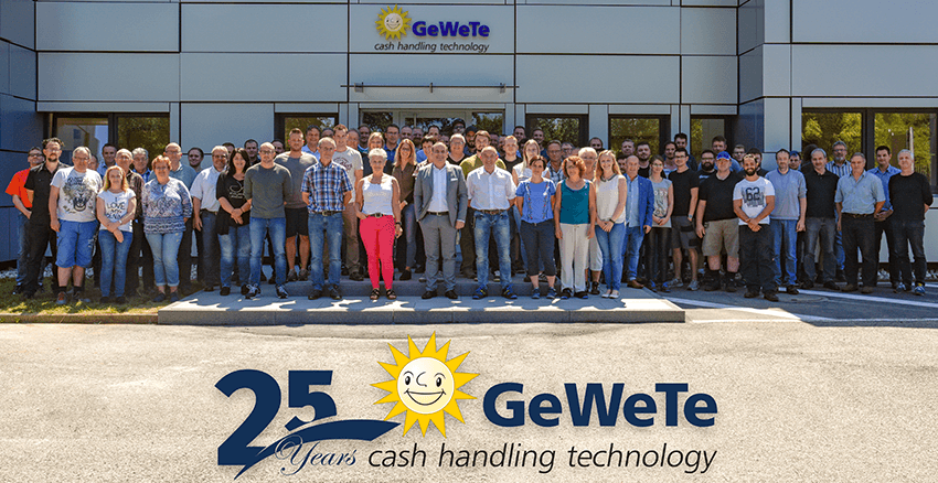 The GeWeTe team